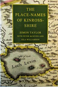 The place names of Kinross-shire
